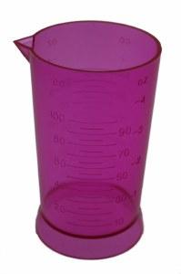 Denman Pink Peroxide Measure