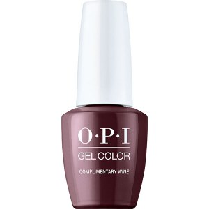 OPI Gel Colour Comp Wine Ltd