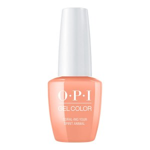 OPI Gel Colour Coral-ing Ltd
