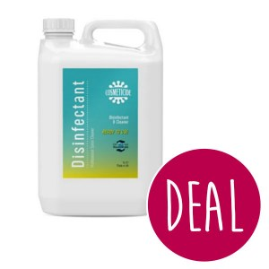 Cosmeticide Disinfectant 5 Ltr