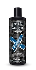 PBS Crazy Color Blue Shampoo