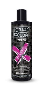 PBS Crazy Color Pink Shampoo