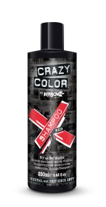 PBS Crazy Color Red Shampoo