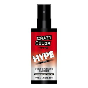 PBS Crazy Color Pigment Red