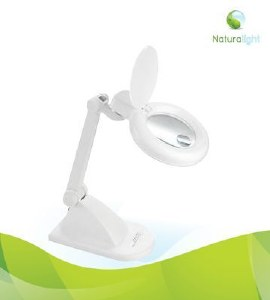 Daylight Table Magnifying Lamp