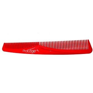 Denman ProEdge Comb Red