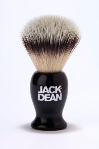 Denman JD Black Shaving Brush