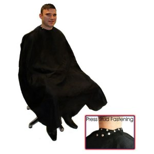 HT Deluxe Barber Gown Poppers