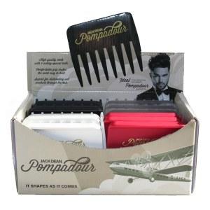 Denman Pompadour Comb 24pc
