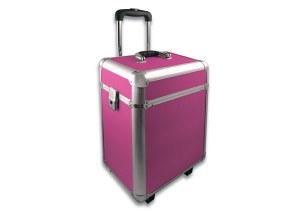 Deo Pink Vanity Case Large Dis
