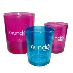 Mundo Disinfection Jar Pink Sm