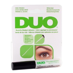 Duo Brush On Adhesive White/C