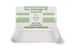 EL Lipo Drain Bandage 8pk Dis