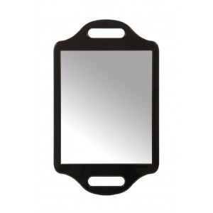EB Mirror Double Hand Black