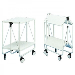 Hof Metal Folding Trolley