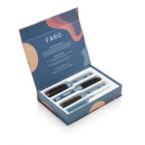 Faro Hair Brush Kit