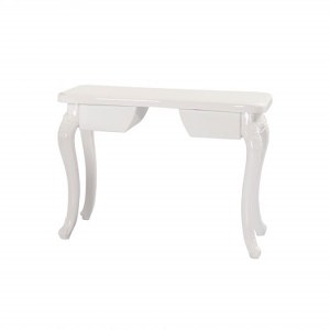 Hof Luna Manicure Table White