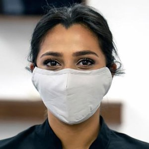 BC Face Mask Cotton Soft Grey
