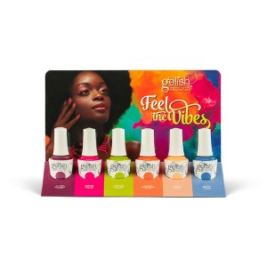 Gelish Feel The Vibes 6pc