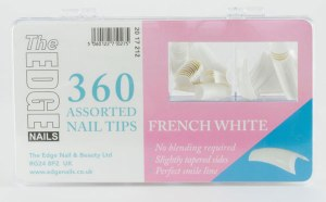 The Edge French White 360 Ass