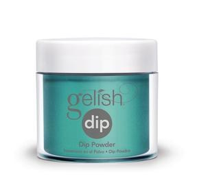 Gelish Dip Sir Teal To You Dis