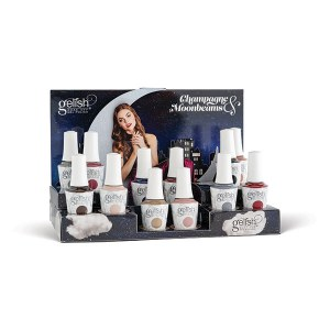 Gelish Champagne & Moon 12pc