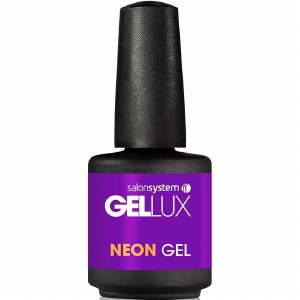 Gellux Gel Flaming Purple 15ml