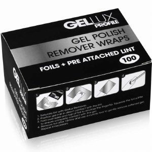 Gellux Gel Polish Rem Wraps