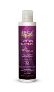 Crazy A Golden Mist 6% 200ml