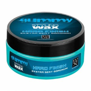 Gummy Styling Wax Hard 150ml