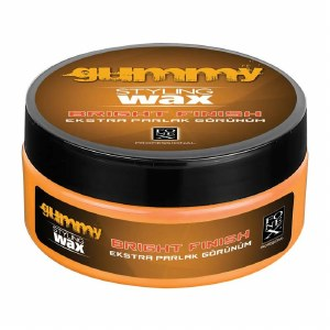 Gummy Styling Wax Bright 150ml