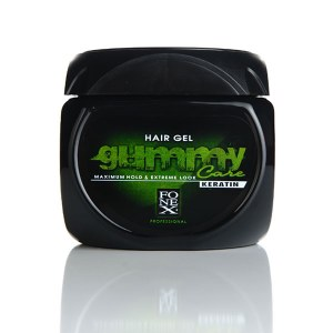 Gummy Gel Keratin Green 500ml