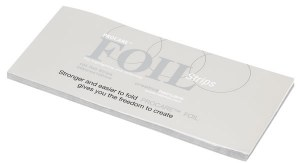 Procare Foil Strips Long 100pk