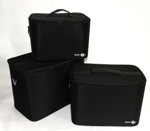 HT HJ Equipment Case 3 Piece