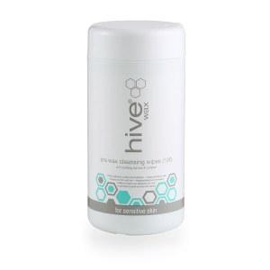 Hive Pre Wax Wipes 100pk