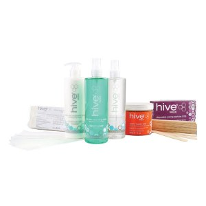 Hive Dep Warm Wax Kit