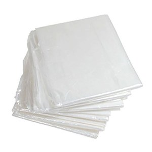 Hof Plastic Sheets 50pce