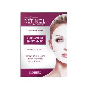 HOF Retinol 15 Min Mask x5