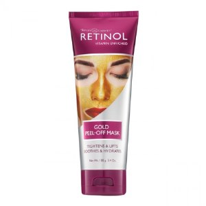 HOF Retinol Gold Peeloff 100g