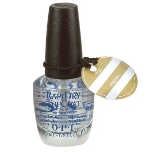 OPI Rapid Dry Top Coat Gift 24