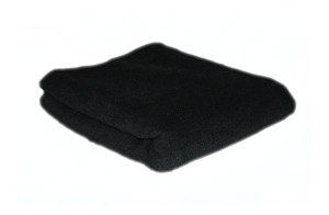 HT Luxury Towel - Black 12pk