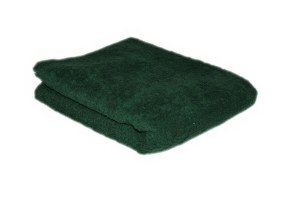 HT Luxury Towel-Green 12pk