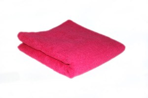 HT Luxury Towel -Hot Pink 12pk
