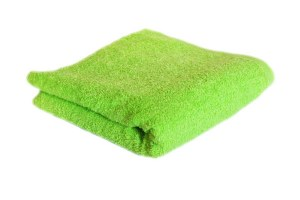 HT Luxury Towel - Lime 12pk