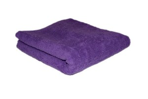 HT Luxury Towels-Purple 12pk