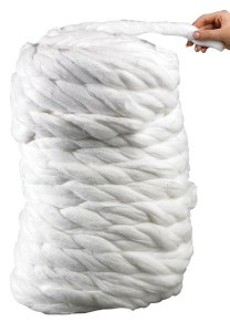 Cowens Cotton Wool Roll 500g