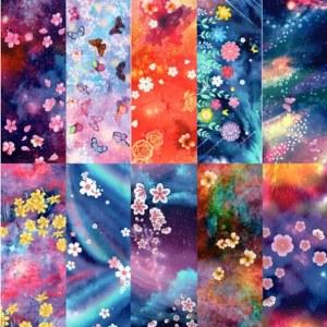 Halo Create Foil FloralFantasy