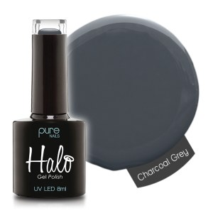 Halo Gel Charcoal Grey 8ml