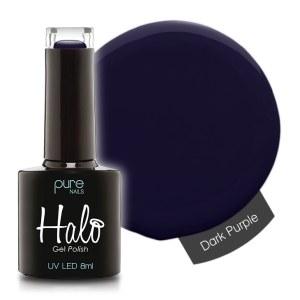 Halo Gel Dark Purple 8ml