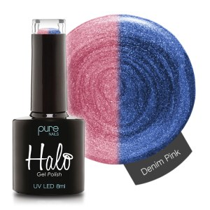 Halo Gel Denim/Pink 8ml